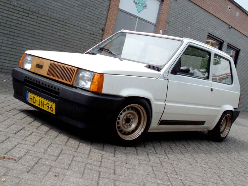 Fiat Panda Club Nederland - Toon onderwerp - verlaagde ...