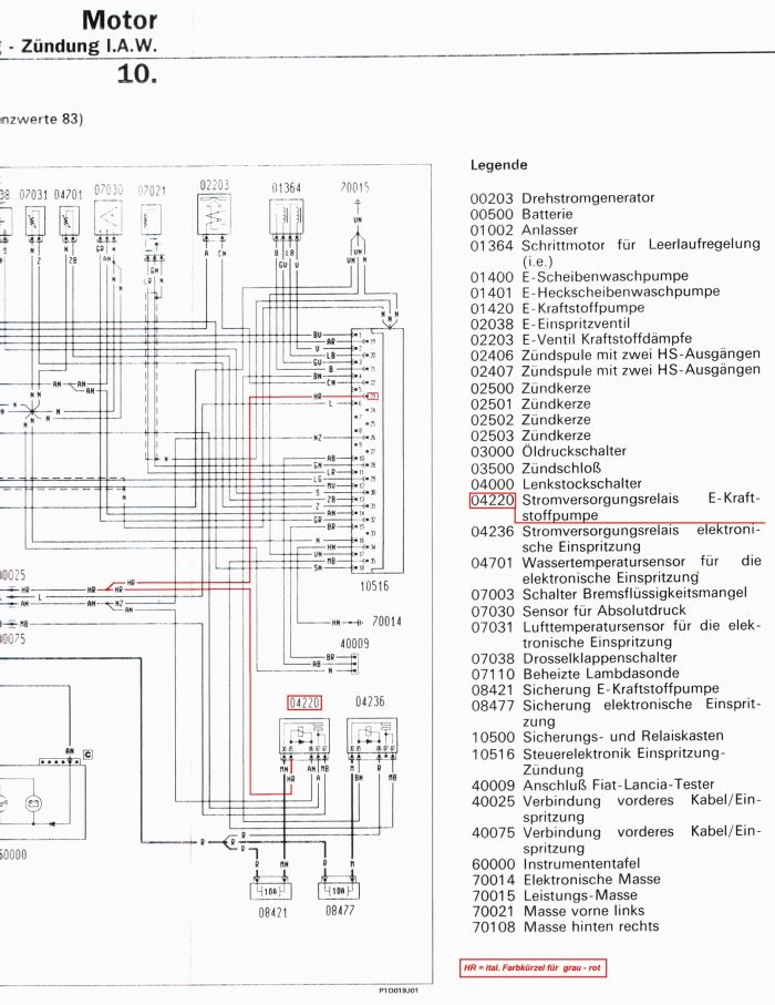 [DIAGRAM] Fiat Panda 169 Wiring Diagram FULL Version HD